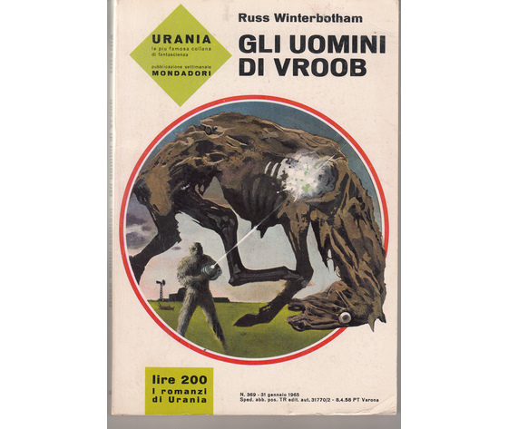 Gli uomini di Vroob ( N. 369)