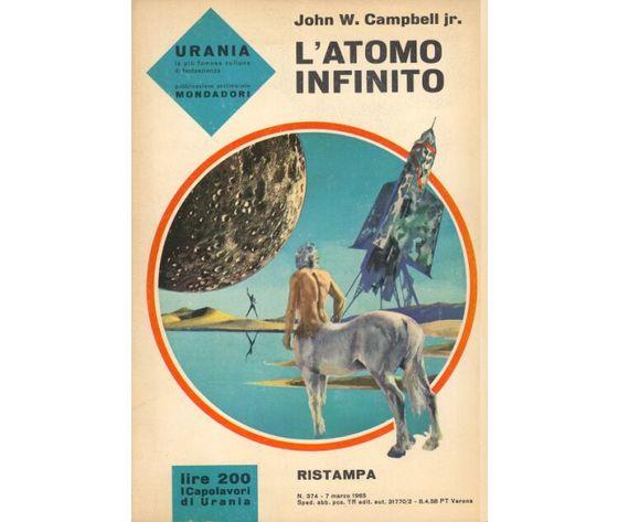 L'atomo infinito (N. 374)