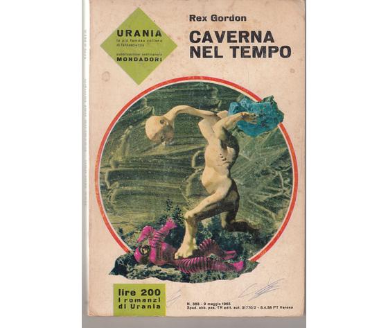 Caverna nel tempo (N. 383)