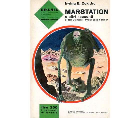 Marstation e altri racconti ( N. 392)