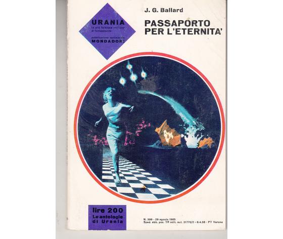 Passaporto per l'eternità (N. 399)