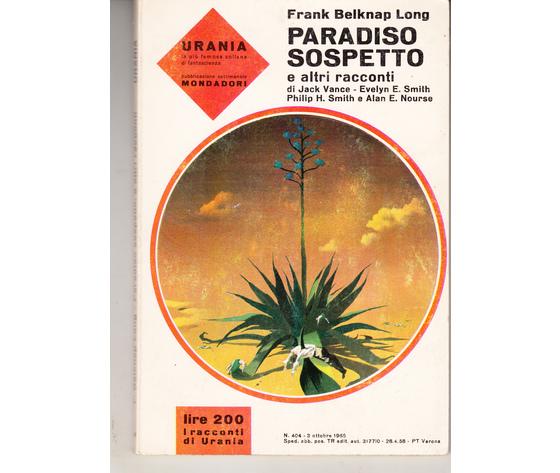 Paradiso sospetto e altri racconti (N. 404)