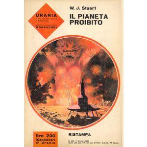 IL Pianeta proibito (N. 406)