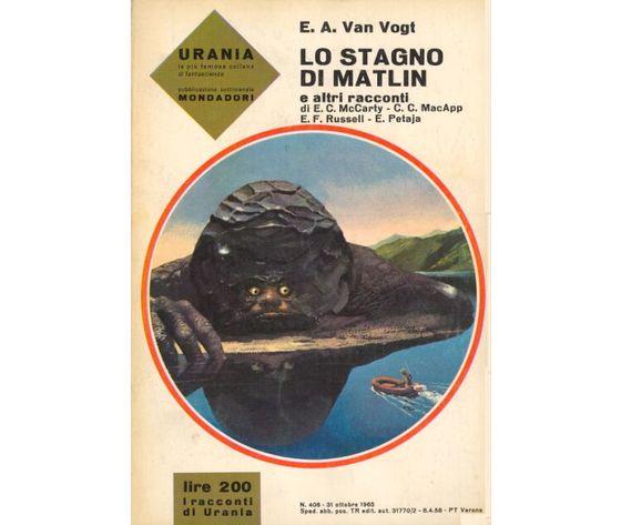 Lo stagno di Matlin e altri racconti (N. 408)