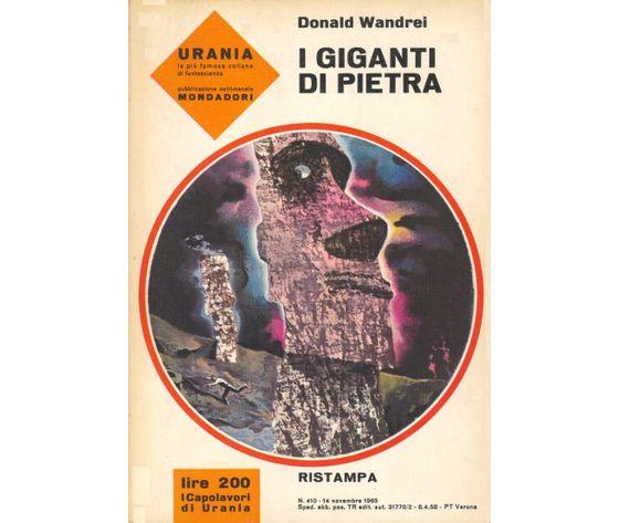 I Giganti di Pietra (N. 410)