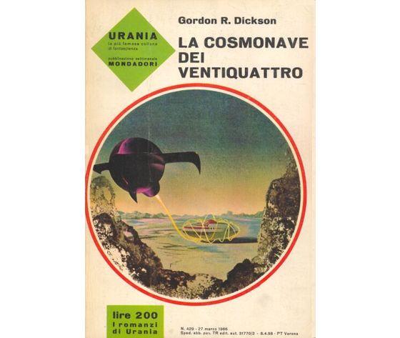 La cosmonave dei ventiquattro (N. 429)