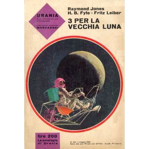3 per la vecchia luna (N. 434)