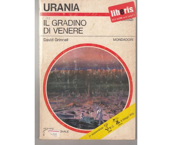 IL Gradino di Venere (N. 588)
