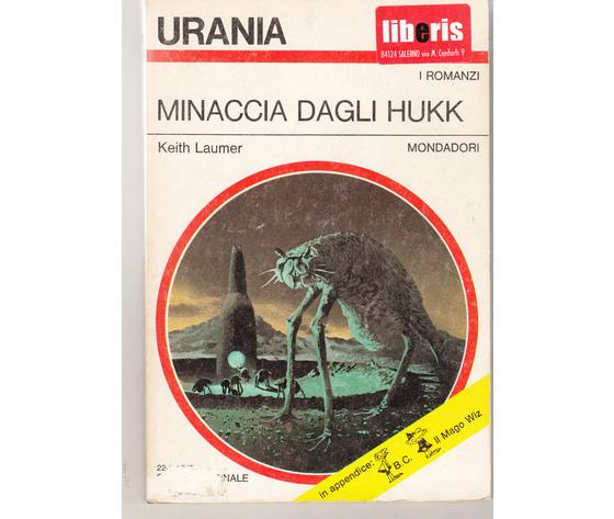 Minaccia dagli Hukk (N. 673)