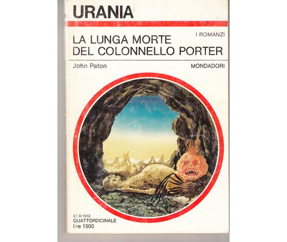La lunga morte del colonnello Porter (N. 921)