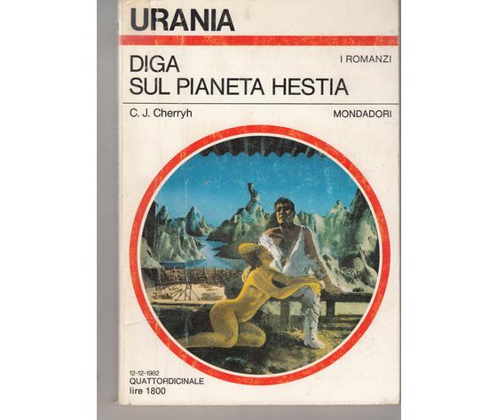 Diga sul pianeta Hestia (N. 933)