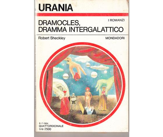 Dramocles,dramma intergalattico (N. 974)
