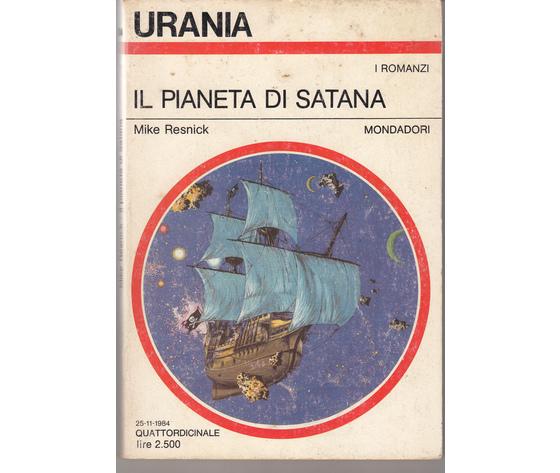 IL Pianeta di Satana (N. 984)