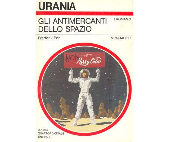 Gli antimercanti dello spazio ( N. 993)