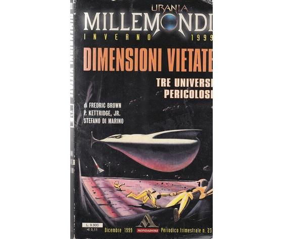 Dimensioni vietate (N. 23)