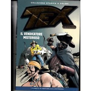 (Tex Gold) IL vendicatore misterioso - N° 3