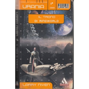 IL Trono di Ringworld - Larry Niven