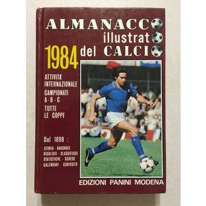 Almanacco illustrato del calcio 1984