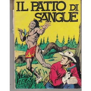 IL Patto di sangue (N° 7)