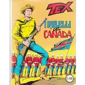 I Ribelli del Canada (N° 204)
