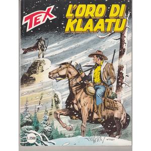 L'oro di Klaatu (N° 401)