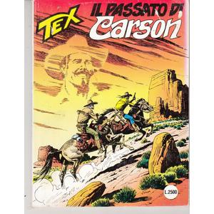 IL Passato di Carson (N° 407)