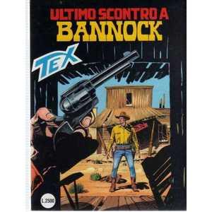 Ultimo scontro a Bannock (N° 409)