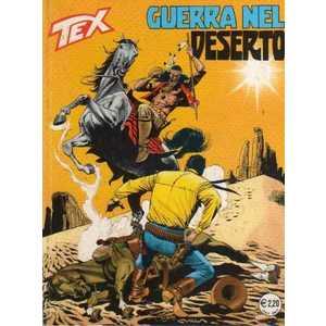 Guerra nel deserto (N° 505)