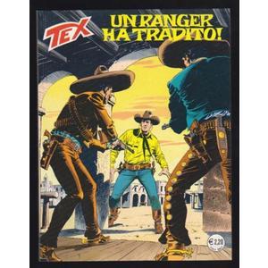 Un ranger ha tradito! (N° 507)