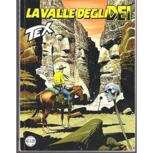 La valle degli dei (N° 607)