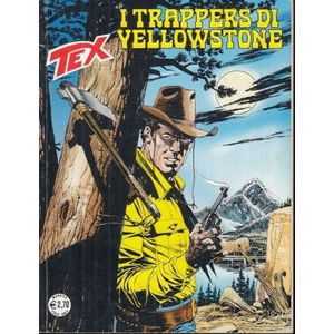 I trappers di Yellowstone (N° 611)