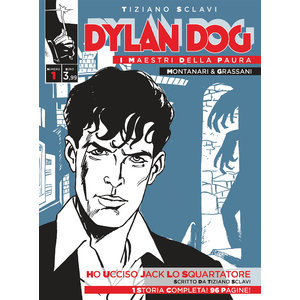 Dylan Dog : Ho ucciso Jack lo Squartatore