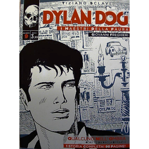 Dylan Dog : Qualcuno nell'Ombra
