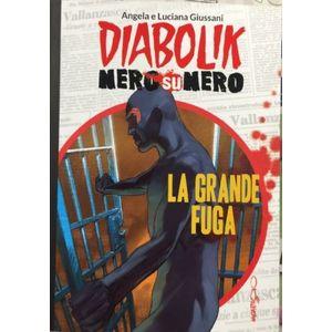 Diabolik Nero su Nero: La grande fuga