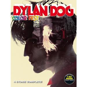 Dylan Dog Color Fest: 4 storie complete