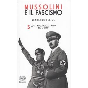 Lo stato totalitario (1936-1940)