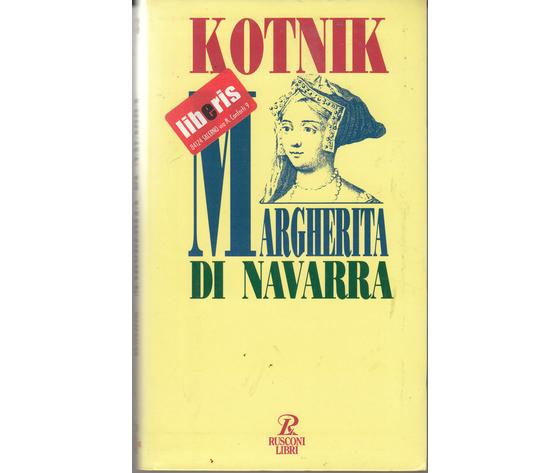 Margherita di Navarra- Kotnik