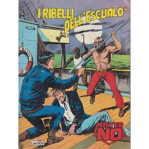 """I ribelli dell' """"Escualo"""""""