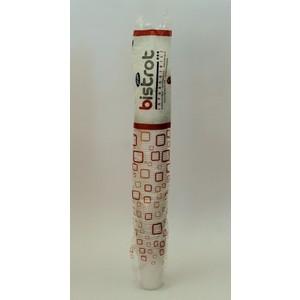 Bicchieri plastica bianchi 200 cc - 100 pz