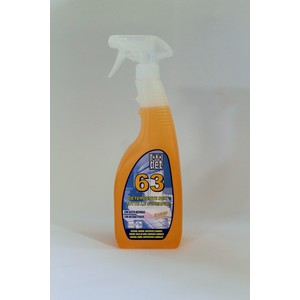 Itidet 63 Detergente per tutte le superfici - con aceto naturale e antibatterico haccp - 750 ml