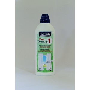 Nuncas Lava tende 1 detergente specifico per tende - 750 ml