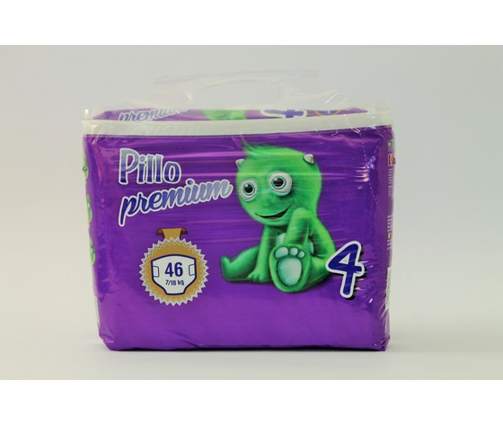 Pannolini Maxi 7/18 Kg - 6 PACCHI  276 pz SPEDIZIONE GRATUITA