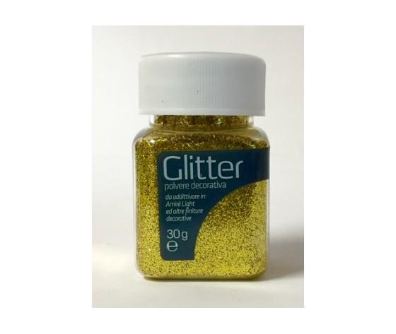Glitter oro gr. 30
