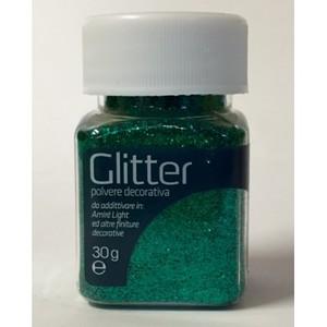 Glitter verde gr. 30