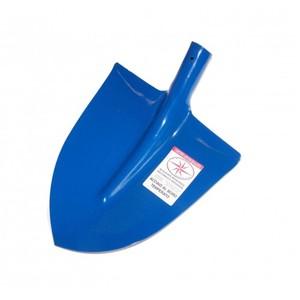 Badile a punta in acciaio temprato blu