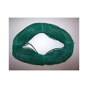 Tubetto legapiante verde matassa 6mm