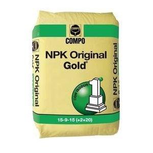 Nitrophoska gold npk 15-9-15 25kg
