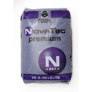 Novatec premium npk15-0-20 25kg