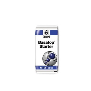 Basatop starter npk 19-25-5  25kg