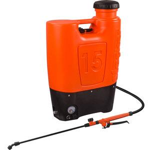 Stocker Pompa a zaino elettrica 15lt. LI-ION